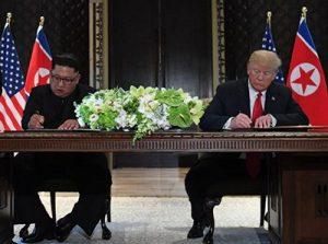 КНДР и США