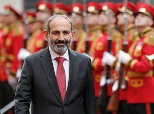 Пашинян в Тбилиси