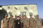 Католикос и солдаты