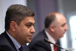 Главы спецслужб Армении