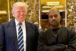 Уэст и Трамп