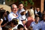 президент и дети