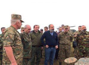 в Карабахе