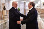 Лукашенко и Саркисян