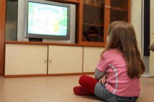 дети и ТВ