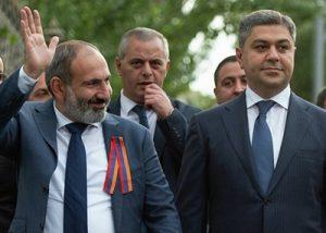 Пашинян и Ванецян