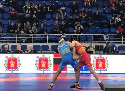 В Запорожье прошел всеукраинский турнир по греко-римской борьбе