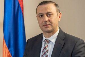 Армен Григорян