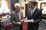 посол и конгрессмен