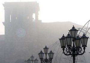 туман в Ереване
