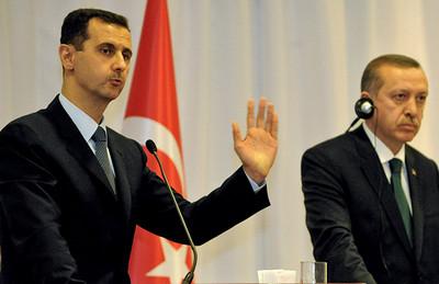 Асад и Эрдоган
