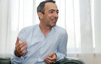 Юрий Джоркаефф стал послом армянского бренда