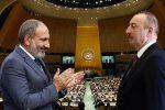 Пашинян и Алиев