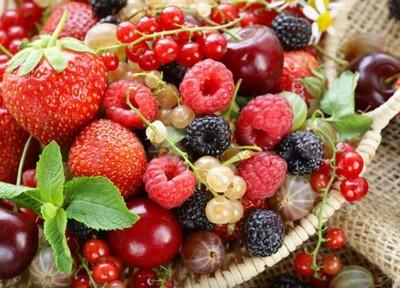 ягоды