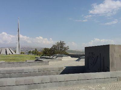 Конгрессмены США возложили цветы к Мемориалу жертвам Геноцида армян