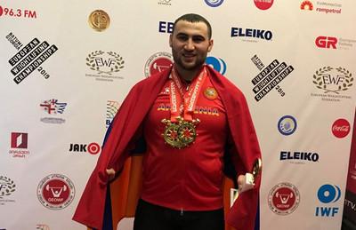 Симон Мартиросян: победа на ЧЕ – победа всего армянского народа