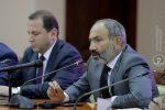 Тоноян и Пашинян