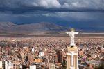 В Боливии