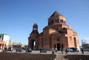собор в Степанакерте