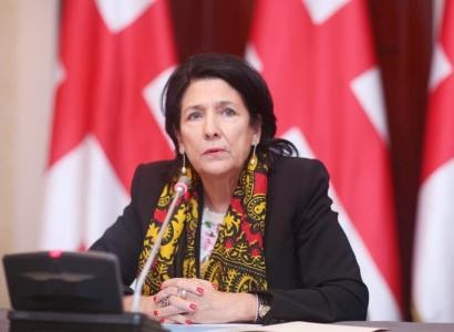 Саломе Зурабишвили