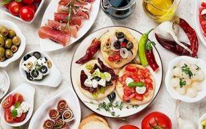 средиземноморская пища