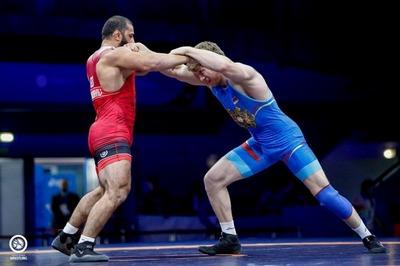 Артур Алексанян также стал чемпионом Европейских игр