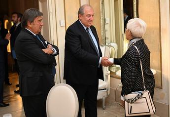 Известная итальянская компания заинтересована сотрудничеством с Арменией в сфере строительства