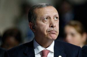 Эрдогана обвиняют в многомиллионных расходах на содержание роскошного дворца
