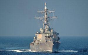 США создали группу эсминцев для противодействия подлодкам России