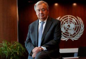 Генскек ООН надеется, что Армения и Азербайджан продолжат диалог