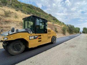 На строительство участка дороги Татев-Агвани в Сюнике выделено $11 млн