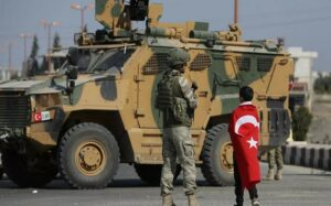 В Турции раскрыли план нанесения удара по Греции
